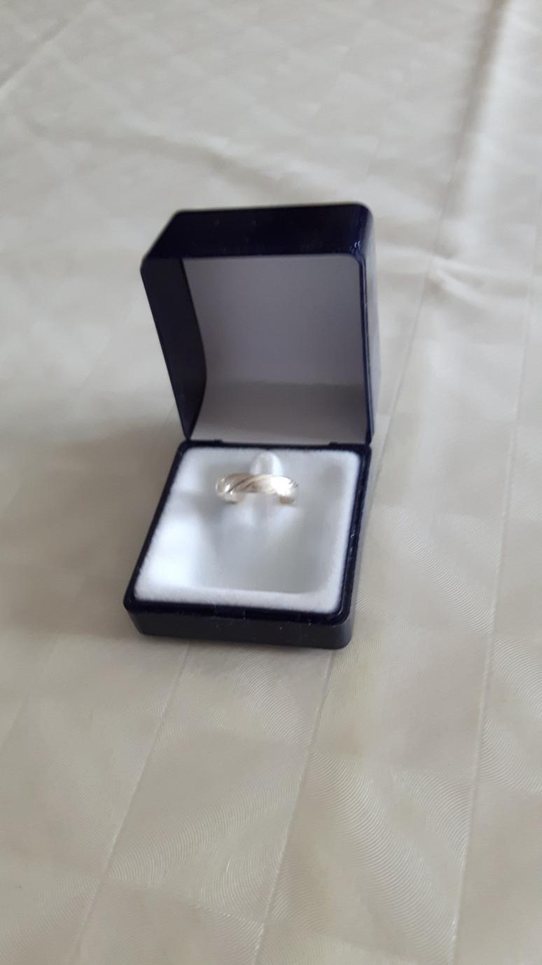 Silberner Ehering